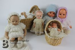 20th Century Infant Dolls