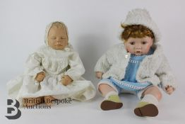 Nel de Man Infant Doll
