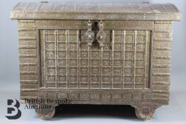 Antique Ottoman Dowry Chest