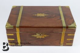 Attractive 19th Century Writing Box