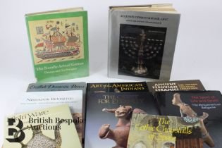 Approx 120 Art, Antique, Culture Reference Books