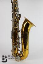 King Cleveland 615 USA Tenor Saxophone