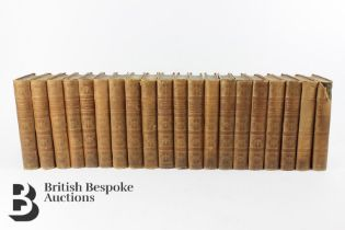 20 Volumes of Works of Charles Dickens Special Subscribers Edition