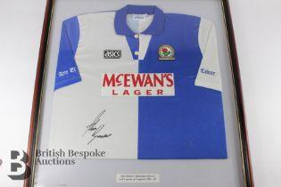 Football Memorabilia Alan Shearer