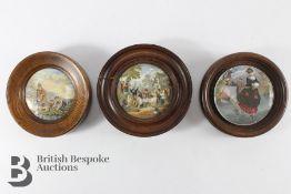 Victorian Pot Lids