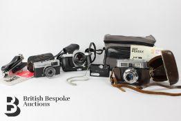 Quantity of Vintage Camera's
