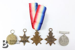 Miscellaneous WWI and WWII Medals