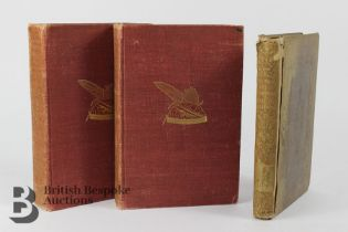 The League of the Iroquois 2 Vols 1901 and Report Indian Collection in Regent University 1850