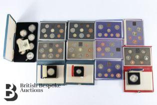 GB Silver Coins