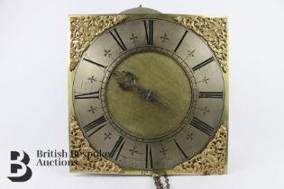 Thomas Deykin Worcester Brass Clock