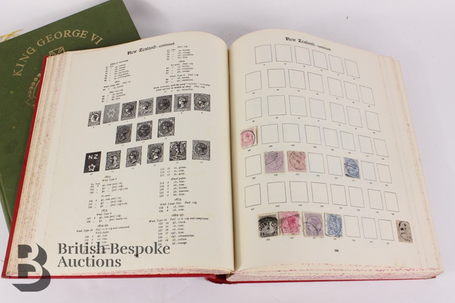 Quantity of Commonwealth Stamps - Image 2 of 29