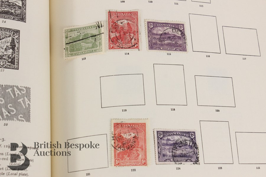 Quantity of Commonwealth Stamps - Image 6 of 29