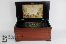 Reuge Saint Croix Swiss Music Box