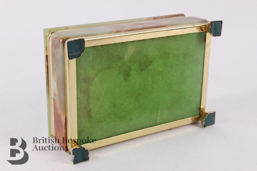 Bentley: 1950's Showroom Desk Top Cigarette Box - Image 8 of 8