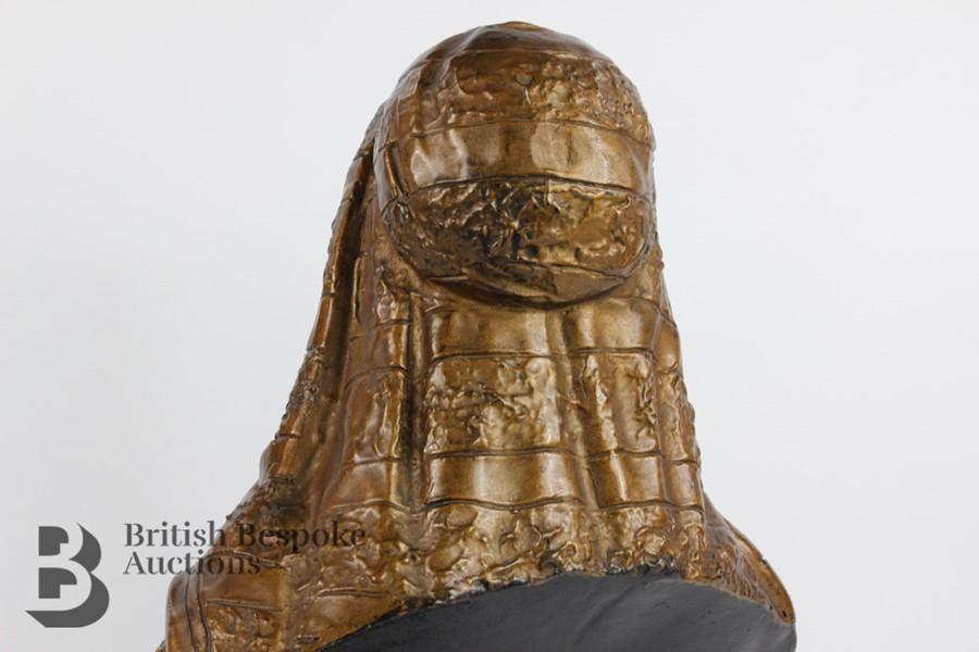 Ceramic Figurine - Arabian Woman - Image 7 of 12