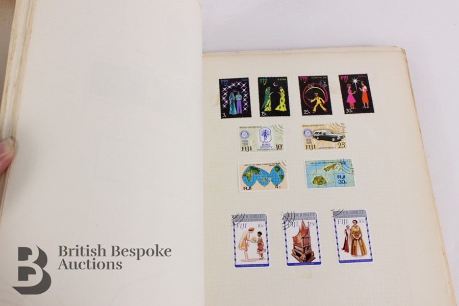 Quantity of Commonwealth Stamps - Image 24 of 29