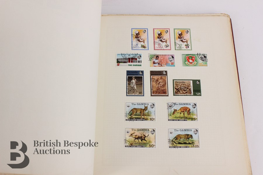 Quantity of Commonwealth Stamps - Image 22 of 29