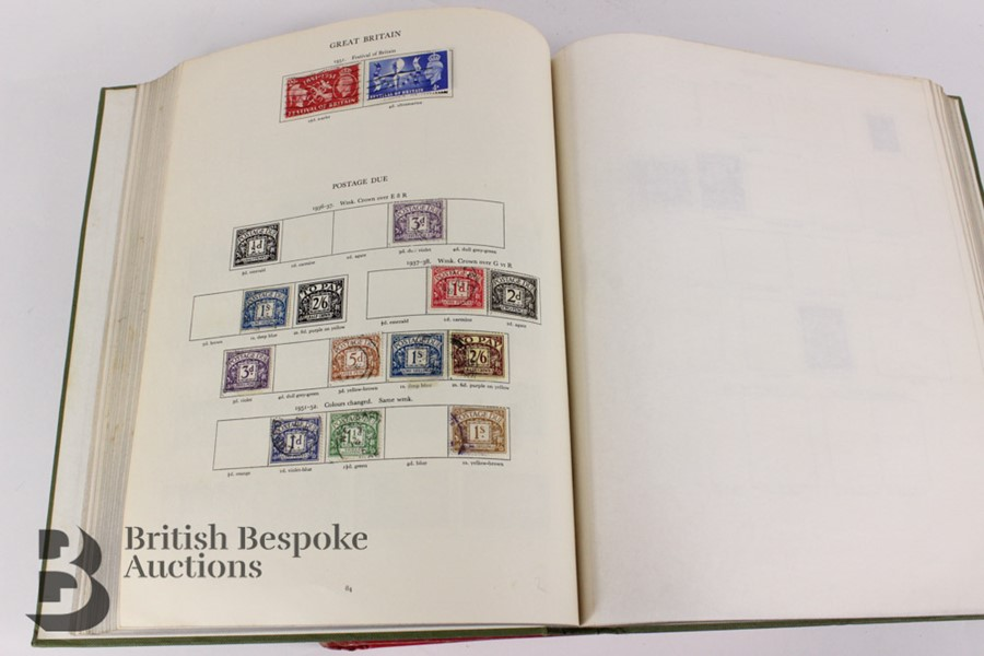Quantity of Commonwealth Stamps - Image 12 of 29