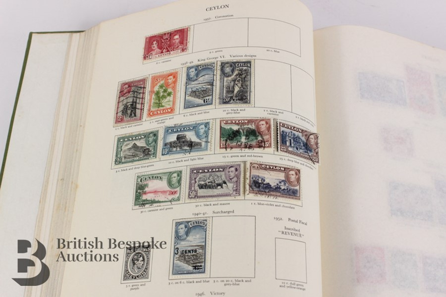 Quantity of Commonwealth Stamps - Image 18 of 29