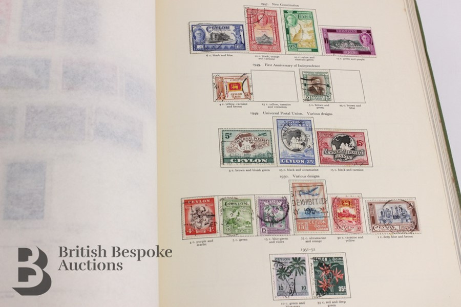 Quantity of Commonwealth Stamps - Image 17 of 29