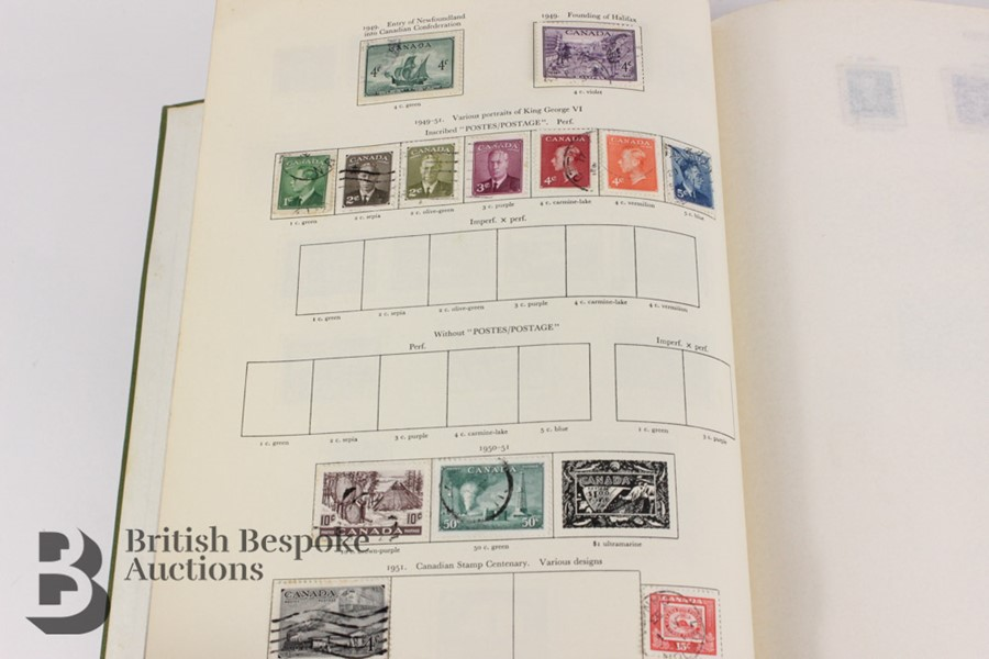 Quantity of Commonwealth Stamps - Image 19 of 29