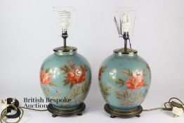 Jenny Worrall Glass Lamp Bases
