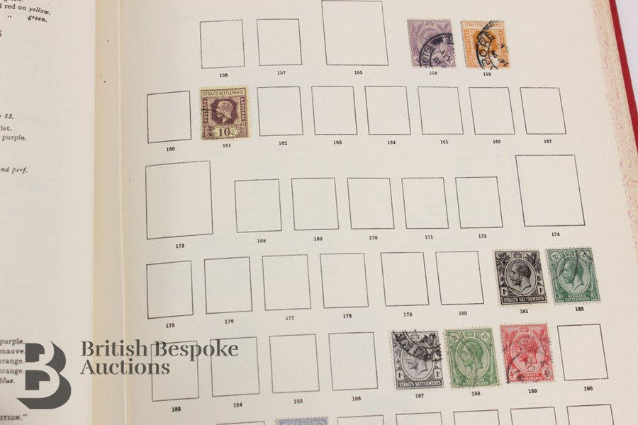 Quantity of Commonwealth Stamps - Image 8 of 29
