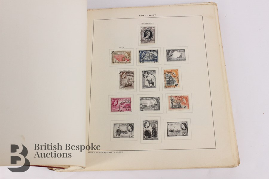 Quantity of Commonwealth Stamps - Image 21 of 29