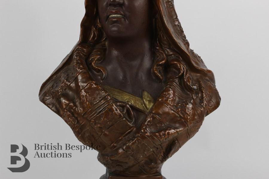 Ceramic Figurine - Arabian Woman - Image 4 of 12