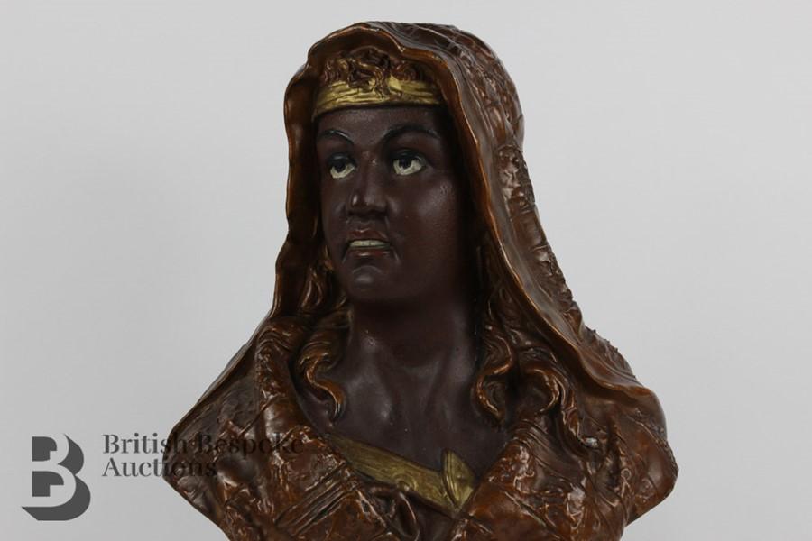 Ceramic Figurine - Arabian Woman - Image 2 of 12