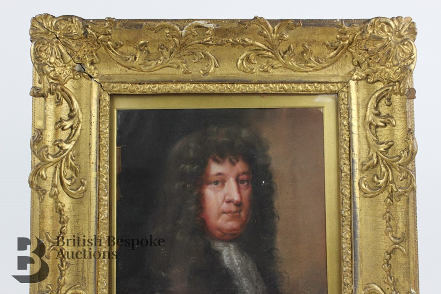 18th Century Portrait - Image 8 of 9