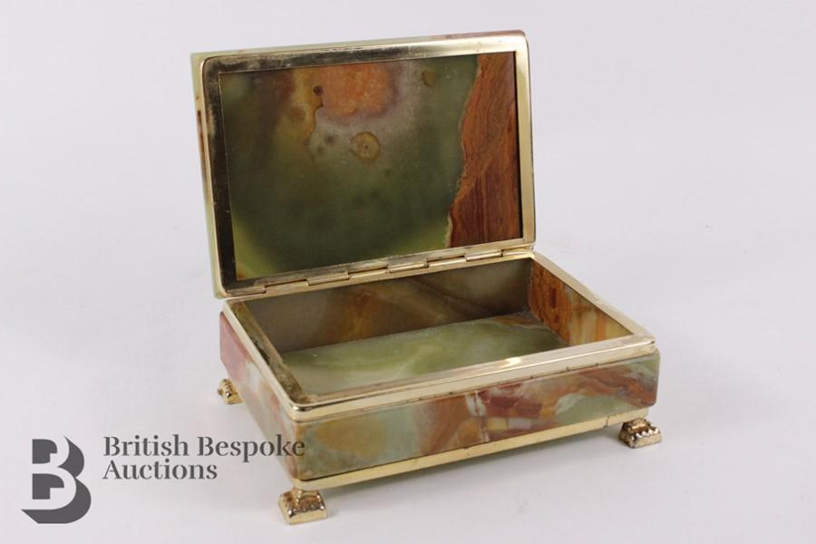 Bentley: 1950's Showroom Desk Top Cigarette Box - Image 7 of 8