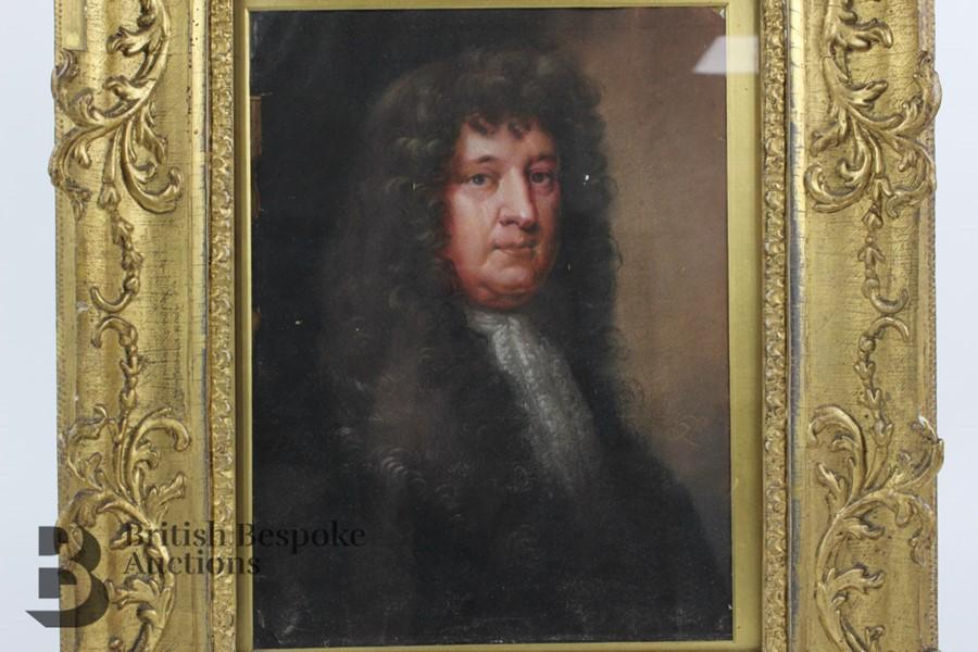 18th Century Portrait - Image 7 of 9