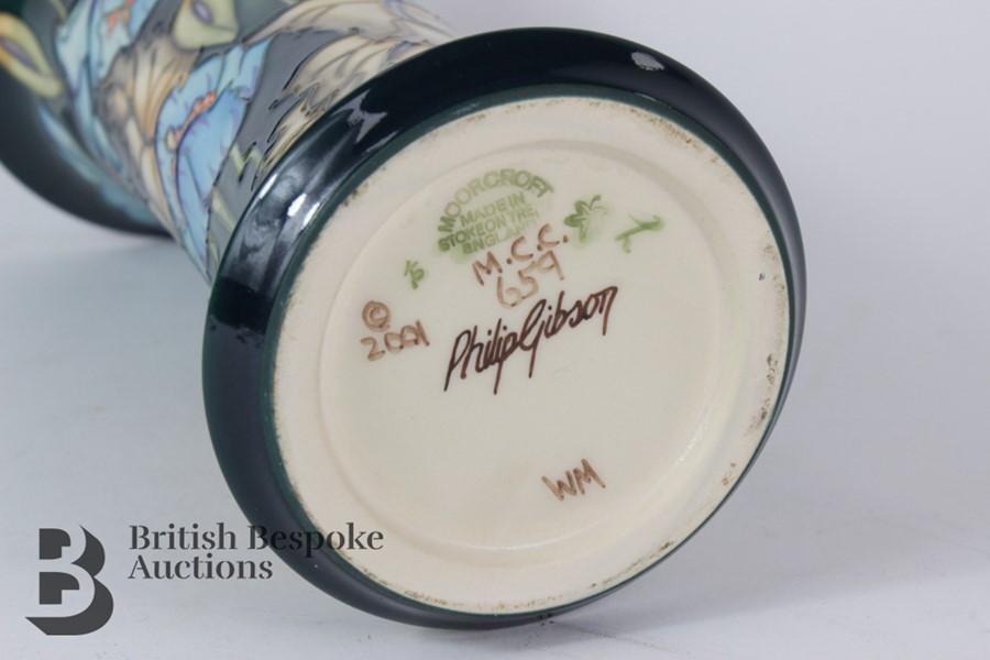 Philip Gibson - Moorcroft 'Himalayan Poppy' Vase - Image 7 of 7