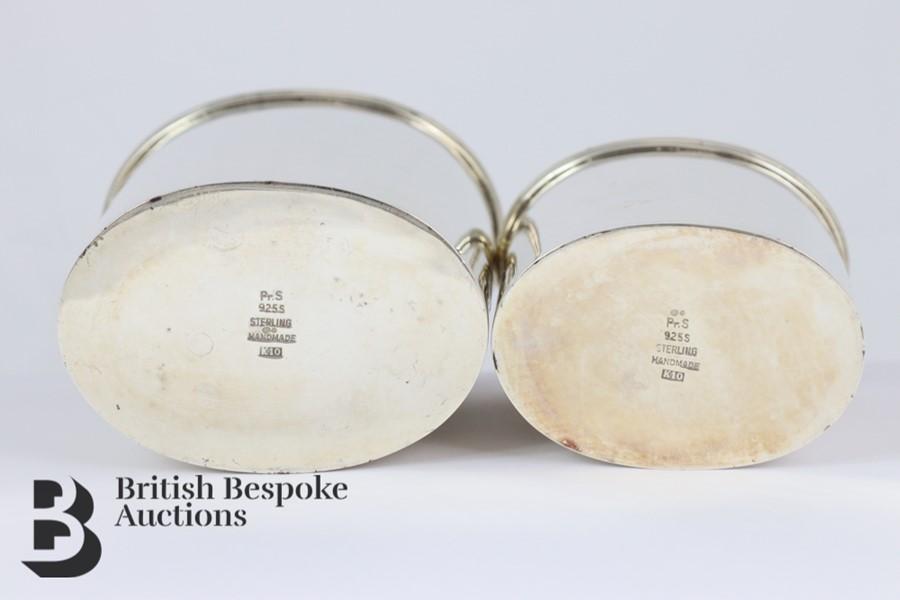 Swedish Silver Beakers - Image 4 of 4