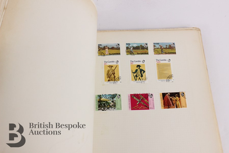 Quantity of Commonwealth Stamps - Image 23 of 29