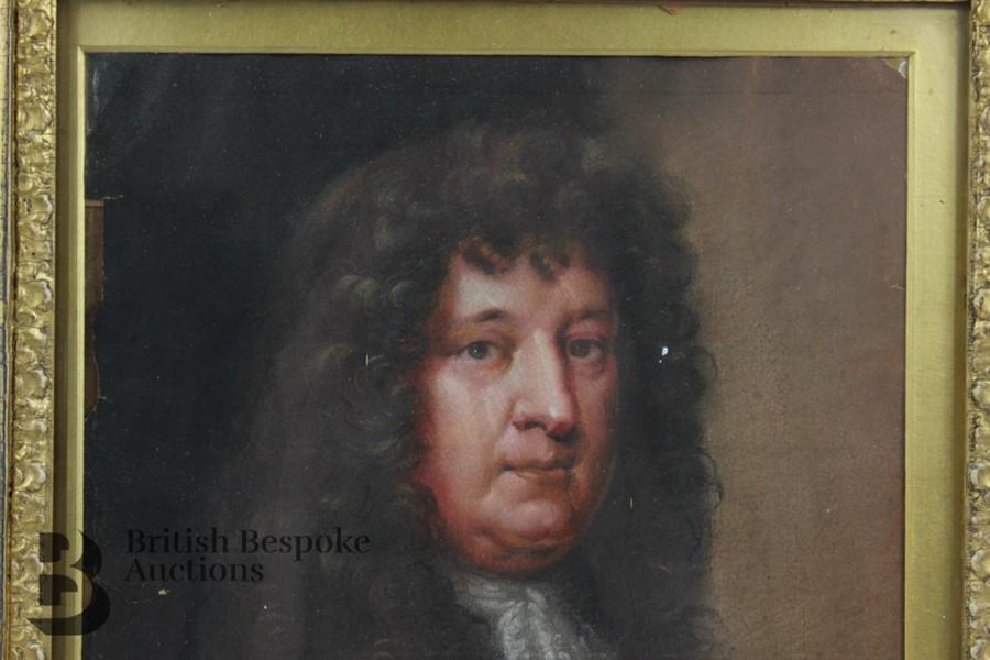 18th Century Portrait - Image 3 of 9