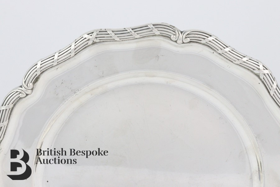 Swedish Silver Platter - Image 2 of 5