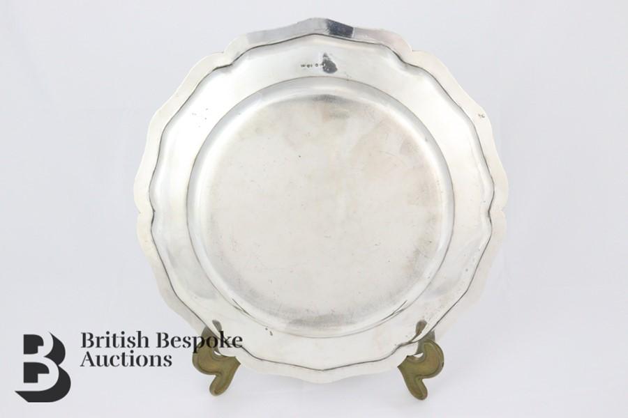 Swedish Silver Platter - Image 4 of 5