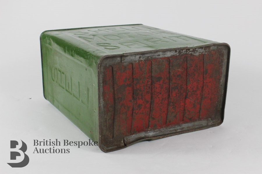 Vintage Shell Petrol Can - Image 6 of 6