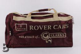 Rover Motor Company Advertising Sports Bag