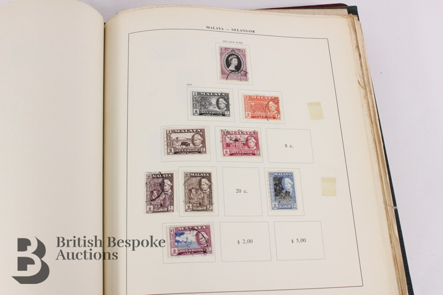 Quantity of Commonwealth Stamps - Image 28 of 29