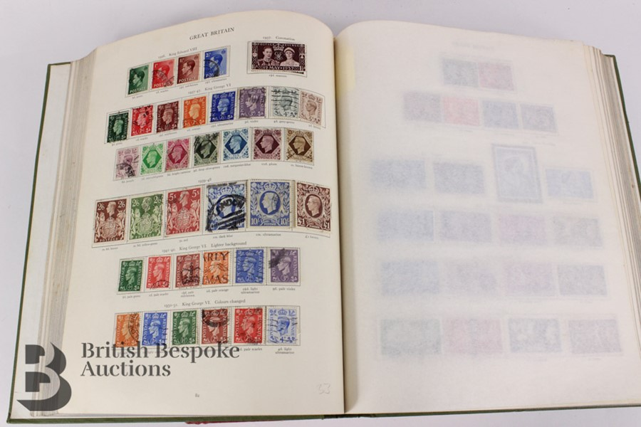 Quantity of Commonwealth Stamps - Image 11 of 29
