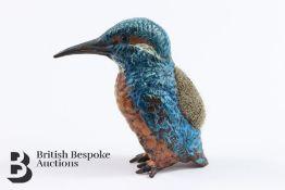 Kingfisher Pin Cushion