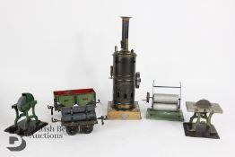 Bing 'Nora' Model Steam Engine