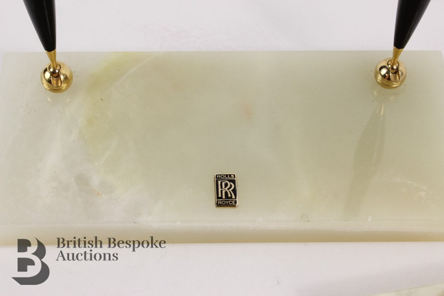 Rolls Royce Stationery Set - Image 4 of 5