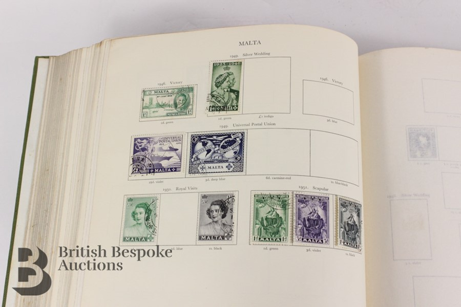 Quantity of Commonwealth Stamps - Image 14 of 29