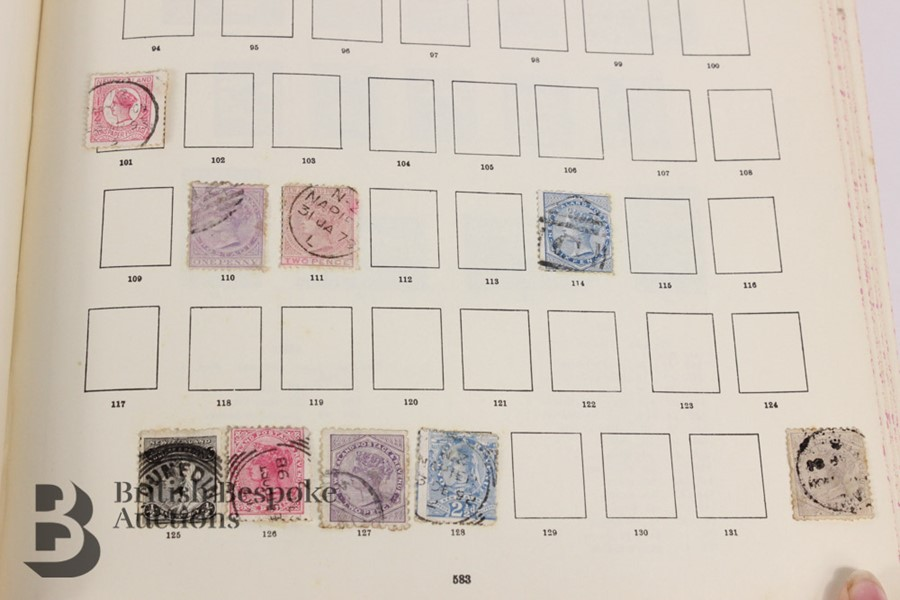 Quantity of Commonwealth Stamps - Image 3 of 29