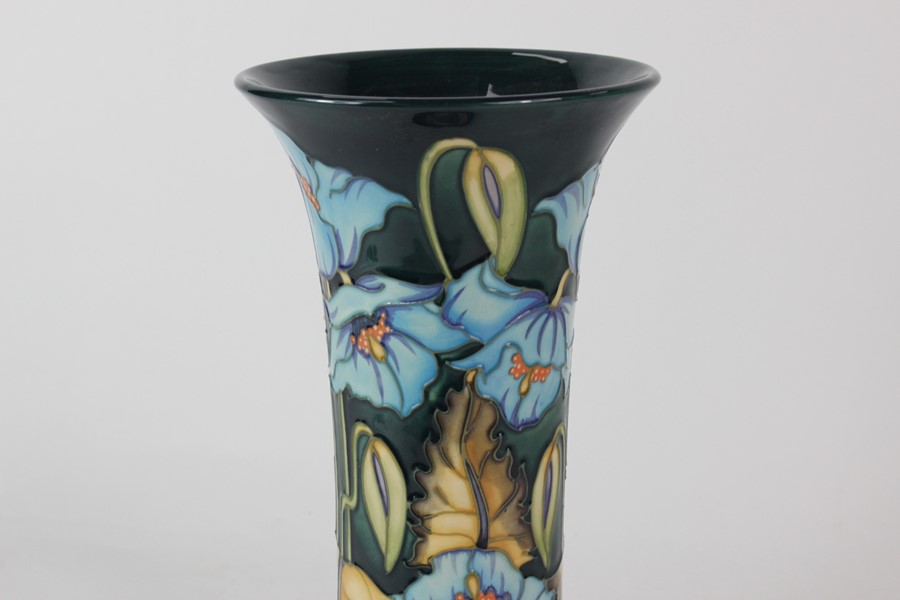 Philip Gibson - Moorcroft 'Himalayan Poppy' Vase - Image 5 of 7