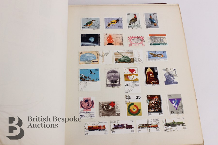 Quantity of Commonwealth Stamps - Image 27 of 29